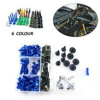 CNC Complete Fairing Bolts Kit Bodywork Screws Fit For Suzuki RF600R 1993-1998