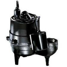 """Industrial Electric SEWAGE EJECTOR PUMP Submersible - 7,000 GPH - 2.5"""" Suction"""
