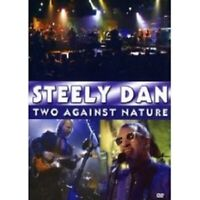 """STEELY DAN """"TWO AGAINST NATURE"""" DVD NEW+"""