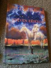 Steven Erikson SIGNED The Devil Delivered UKPB Ltd Edn