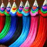 Fashion Bohemian Long Tassel Fringe Boho Hook Dangle Earrings Womens Jewelry