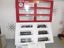 "Roco H0 Nr. 43025 - Personenzug ""K.P.E.V."" Epoche1 - OVP/ Unbenutzt/ TOP!!"