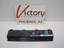 Item: Toshiba Battery PA5109U-1BRS 10.8V 4200A C55DT-A C55DT-A5307 SERIES