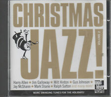 Christmas Jazz Vol.2 Harry Allen Jim Galloway Milt Hinton Gus Johnson CD NEU