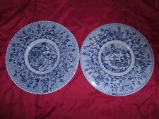 2 BJORN WIINBLAD  10 Inch Nymolle, Denmark  #152 and #83 Plates