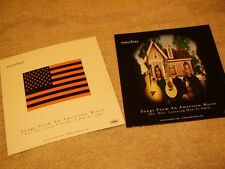 everclear *FOUR 2000 Songs From An American Movie Cardboard Poster Flats!