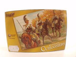 Hät N°8016 Russian Cuirassiers 12 Figures Plastic Box 1/72