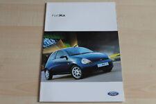 95854) Ford Ka Prospekt 06/2004