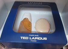 CREATION GIFT SET BY TED LAPIDUS: 1.66 Fl oz Eau De Toilette Spray + Soap 3.33g