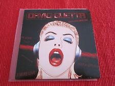 CD SINGLE DAVID GUETTA JUST A LITTLE MORE LOVE CHRIS WILLIS 2001