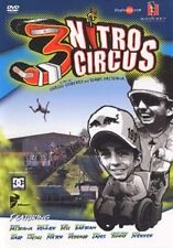 TRAVIS AND THE NITRO CIRCUS 3 - NC3 - FMX/MX DVD