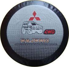 Spare Tire Cover 16inch For Mitsubishi PAJERO Soft Vinyl Protector Tire Covers