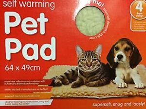 Self Heating Pet Pads for Dogs Cats Puppy's Kittens