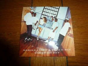MARIAH CAREY & BOYS II MEN - ONE SWEET DAY ( CD SINGLE )