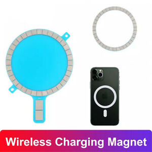 Magnetic For Wireless Mag safe Charger Charging Apple iPhone 12/11 Pro Max