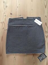 Petit Bateau mini skirt, 100% cotton, size M, New with tags