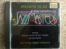 Slide Hampton and the Jazzmasters - Dedicated to Diz