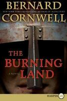 The Burning Land: A Novel (Saxon Tales) by Cornwell, Bernard