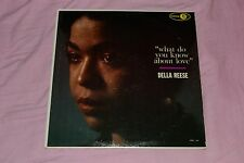 Della Reese - What Do You Know About Love? - Jubilee JGM 1109 - FAST SHIPPING!!!