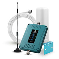 700/850/1700/1900MHz Cell Phone Signal Booster 2G 3G 4G LTE For Office Hotel Use