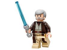 Lego Figurine Minifig Star Wars - Obi-Wan Kenobi Neuf NEW / Set 75159