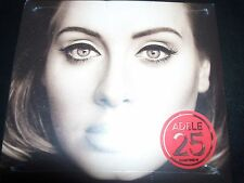 Adele 25 (Exclusive Editon) Bonus 3 Tracks CD - New