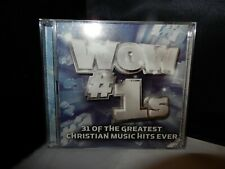 Wow #1s: 31 of the Greatest Christian Music Hits Ever by Various Artists (CD,...