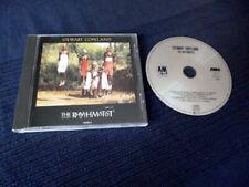 CD Stewart Copeland (Drummer Of The Police) & Ray Lema - The Rhythmatist  KONGO
