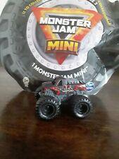 2021 Spin Master Monster Jam Series 2 Mini Truck Northern Nightmare
