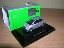 Welly Mercedes-Benz A200/a 200 Argento Argento, 1:87 H0 Nuovo + Ovp