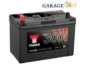 ACCUMULATORE AUTO YUASA - YBX3334