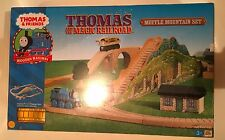 Magic Railroad Muffle Mountain Set Thomas The Tank Engine Wooden Train NIB