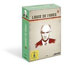 LOUIS DE FUNES COLLECTION Vol.3  (3 DVDs) Neu !