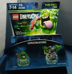 LEGO Dimensions - Slimer and Slime Shooter - Fun Pack 71241