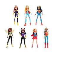"DC Comics Superhero Girls 12"" Figures Doll Mattel Supergirl Wonder Woman Batgirl"