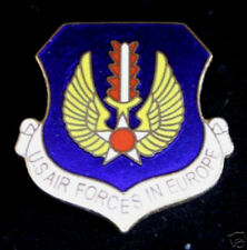 US AIR FORCE IN EUROPE USAFE Ramstein AFB HAT LAPEL PIN 3RD 17TH USAF GIFT WOW