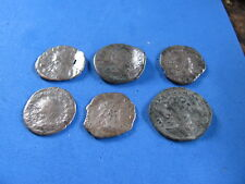 SCARCE Lot (6) unknown Rome imperial Silver coins 1st cent.B.C.-3rd cent.A.D.