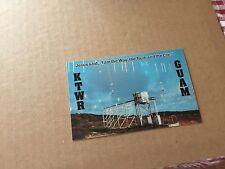 QSL Trans World Radio KTWR Agana Guam 1982 Pacific Ocean DX SWL