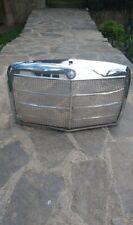 MERCEDES W115/8 68'-73' FRONT GRILLE CHROME ASSEMBLY Original