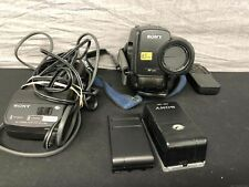 Sony Handycam Video 8 Tr403 Ntsc (read desc)
