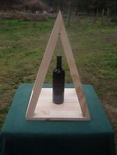 The Nubian Fold-up Tabletop Pyramid With Base