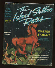 Farley, Walter: The Island Stallion Races HB/DJ 1st/1st