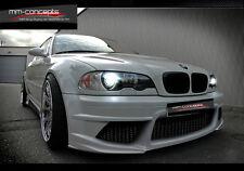 ABS Stoßstange für BMW 3er e46 M3 M Paket Power Performance CSL Frontstoßstange