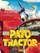 Un pato en tractor (Spanish Edition) ( Shannon, David ) Used - VeryGood