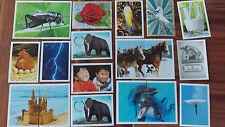 """""""Unsere Wunderwelt"""" Sticker - REWE, 20 Sticker aussuchen"""