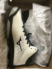 Mizuno Volleyball Shoes Wave Lightning Z4 MID Men's White Black US 9