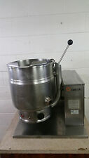 Groen Tdh/20 Steam Jacketed Manual Tilt Kettle 20 Quart Tested Natural Gas 115v