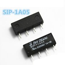 1PCS 5V Relay SIP-1A05 Reed Switch Relay for PAN CHANG Relay 4PIN NEW