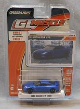 Greenlight 2014 Nissan GT-R (R35) - GL Muscle - Series 17