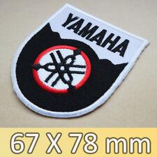 LARGE YAMAHA New Edition Embroidered Iron on Patch JAPAN Japanese Racing MotoGP